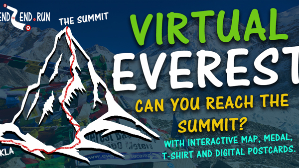Virtual Everest Challenge